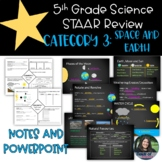 5th Grade Science STAAR Category 3 Review