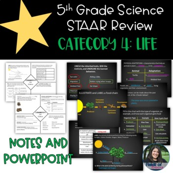 5th Grade STAAR Category 4 Review