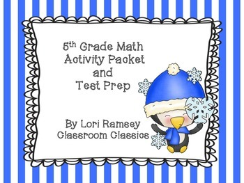 5th Grade STAAR Math - Problem Solving - Test Prep