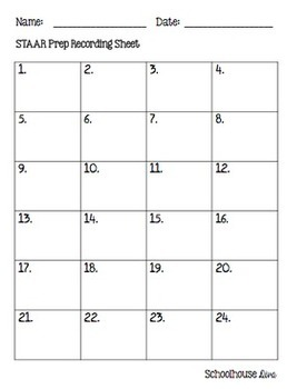 5th Grade STAAR Math Task Cards - Set 2