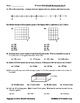 5th Grade STAAR Mathematics Preps (25 Preps) - FREE