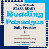 5th Grade STAAR READY! Daily Practice #3