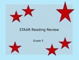 5th Grade Summer School STAAR Reading Review