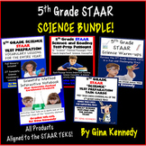 5th Grade STAAR Science Bundle, Test-Prep, Vocabulary and More...