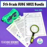 5th Grade HUGE NGSS Bundle At 20% Savings