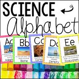 5th Grade Science Alphabet