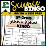 5th Grade Science BINGO