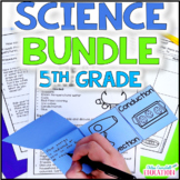 5th Grade Science Units Growing BUNDLE   Grade 5 Science Review and Activities
