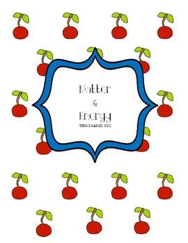 5th Grade Science Binders & Spines
