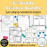5th Grade Science Bundle- ENTIRE YEAR!