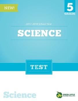 5th Grade Science Comprehensive Test - 2017