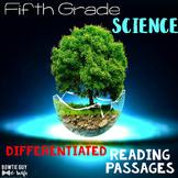 Science Passages: Informational & Nonfiction Texts & Comprehension Questions