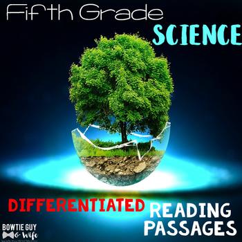 Science Passages: Nonfiction Texts bundle
