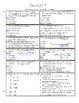 5th Grade Science (FALL) Daily Warm-up Solutions (FREE)