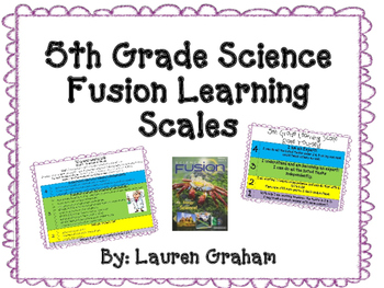5th Grade Science Fusion Scales