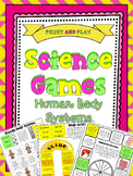 5th Grade Science Games: Human Body Systems