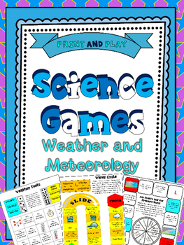 5th Grade Science Games: Weather and Meteorology