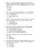 5th Grade Science Gap Pre-Assessment
