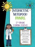 5th Grade Science Interactive Notebook BUNDLE