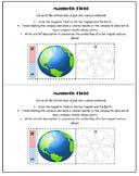 5th Grade Science: Interactive Notebook- Magnetic Field -B