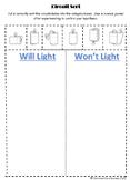 5th Grade Science: Interactive Notebook- Sorting Circuits
