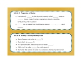 5th Grade Science Language Stems