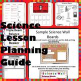 Science Lesson Plans (TEKS)