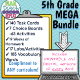 5th Grade MEGA Science Bundle - NC Essential Science Standards