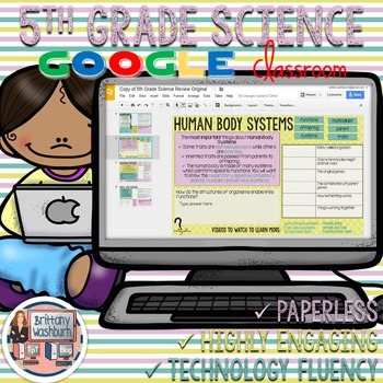 5th Grade Science Review
