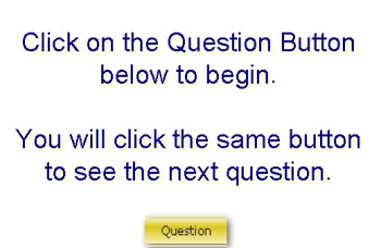 5th Grade Science Review Questions