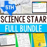5th Grade Science STAAR Bundle
