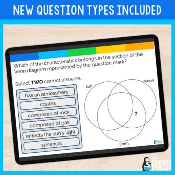5th Grade Science STAAR Review Bundle