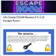 5th Grade Science STAAR Escape Room (TEKS 5.9-5.10)