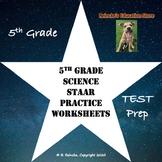 5th Grade Science STAAR Practice Worksheets