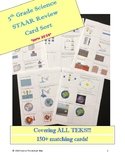 5th Grade Science STAAR Review Card Sort Game
