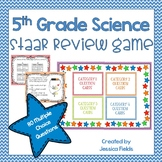 5th Grade Science STAAR Review Game