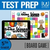 5th Grade Science STAAR Test- State Test Prep- Science Board Game Review