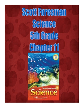 Science Scott Foresman Worksheets & Teaching Resources | TpT