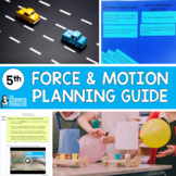 5th Grade Science TEKS Planning Guide: Force and Motion