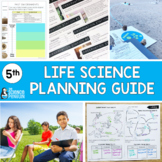 5th Grade Science TEKS Planning Guide: Life Science