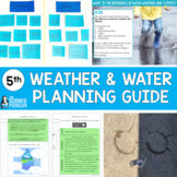 5th Grade Science TEKS Planning Guide: Weather, Climate, a