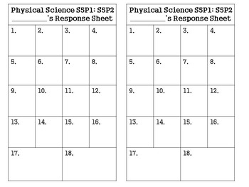 5th Grade Science Task Card Bundle: Life/Physical/Earth Sciences