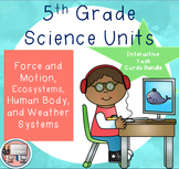 5th Grade Science