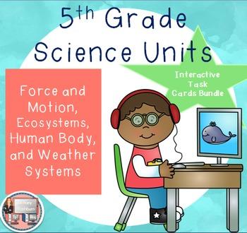 5th Grade Science