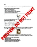 5th Grade Scientific Investigations CCSS Assessment