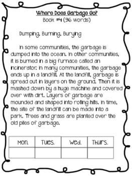 5th Grade Soar to Success Fluency Passages