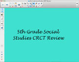5th Grade Year-End Social Studies Test Review SMART Board