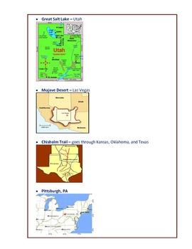 5th Grade Social Studies CRCT Study Guide