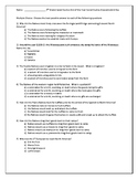 5th Grade Social Studies End of Year Final Test - Overview