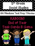 5th Grade End of Year Review & Test Prep Social Studies